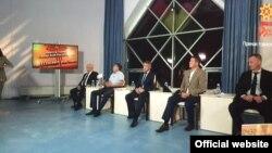Дебаты кандидатов на должность главы Чувашии. Источник: Национальная телерадиокомпания ЧР