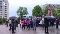Азия: митинги против добычи урана и чуждый орнамент