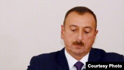 Азербеџанскиот претседател Илхам Алиев