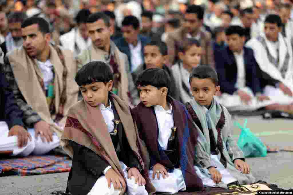 Сана, Јемен