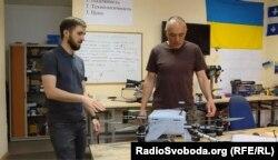 Юрій Касьянов розповідає про безпілотник компанії «Матриця технологій»