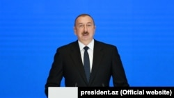 Ilham Aliyev has ruled Azerbaijan since shortly before his father's death in 2003.