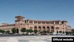 Հայաստանի կառավարության շենքը, արխիվ