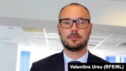 Министр юстиции Серджиу Литвиненко