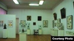 Չարենցի անվան Գրականության և արվեստի թանգարանի ցուցասրահներից մեկը: