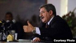 Ալժիրի վարչապետ Ահմեդ Ույահիա