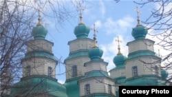 Свято-Троїцький собор у Новомосковську