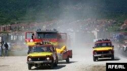 Противпожарна единица во Битола