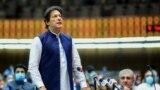 Pakistani Prime Minister Imran Khan. (file photo)