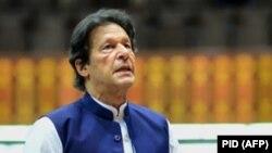 Премьер-министр Пакистана Имран Хан.