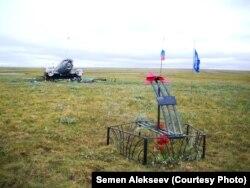 Памятный знак погибшим летчикам