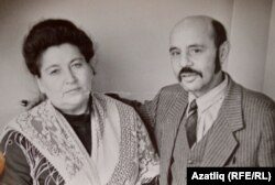 Нәҗибә Сафина һәм Мөдәррис Әгъләм