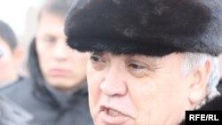 Серик Сейдуманов, экс-заместитель акима Алматы.