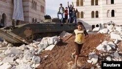 Djeca u Siriji