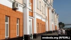 Гомель чыгунка вакзал