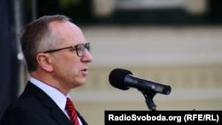 Ян Томбинский, Киев, 21 мая 2016