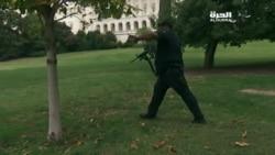 تیراندازی در نزدیکی کنگره آمریکا
