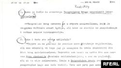 Intervju sa Radomirom Konstantinovićem