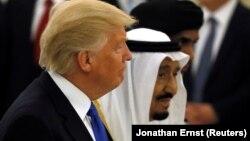 رئیس جمهوری آمریکا میگوید پادشاه عربستان نیز موافق است که بهای نفت بالاست
