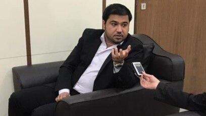 Ismail Ahmed, vlasnik Buroj Ozona