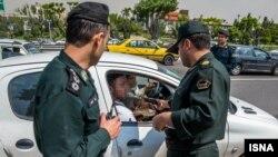Eýranyň polisiýasy, Tähran
