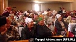 Ташиевдин тарапкерлери, Жалал-Абад