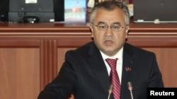 Omurbek Tekebaev