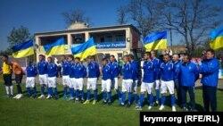 Симферопольский футбольный клуб «Таврия»