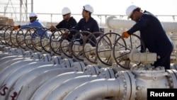 حقل غرب القرنة النفطي