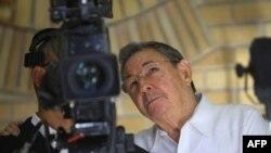 Кубанскиот лидер Раул Кастро