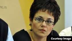 "Serbia--""Vreme"" journalist Tamara Skroza"