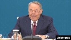 Нурсултон Назарбоев