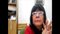 Розалина Шаһиева татар рәссамнары турында
