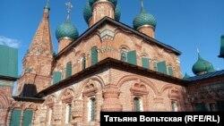 Ярославль, храм Иоанна Богослова в Коровниках