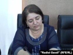 Гавҳар Шарофова