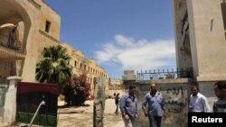 Bengazi, maj, 2013
