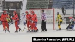 Чемпионат мира по хоккею с мячом в Иркутске, 26 января 2014
