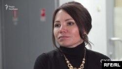 Депутат Верховної Ради України, голова парламентського комітету з питань свободи слова Вікторія Сюмар