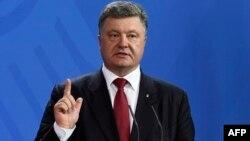 Петро Порошенко, 24 серпня 2015 року