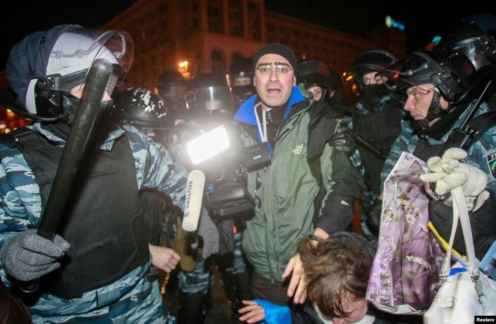 Гриценко: лягли спати в Україні - прокинулися в Білорусі
