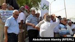 نشاط لإحدى منظمات المجتمع المدني في العراق
