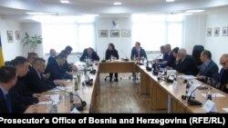 Sastanak Udarne grupe za borbu protiv terorizma i jačanja sposobnosti za borbu protiv terorizma
