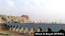 """جسر """"طاش كوبرو"""" الجديد بعد إعادة بنائه"""