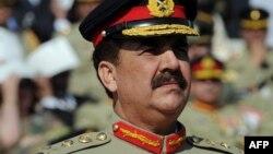 د پاکستان پوځ مشر جنرال راحیل شریف