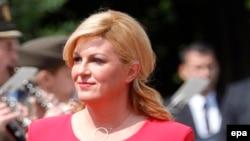 Hrvatska predsjednica Kolinda Grabar Kitarović