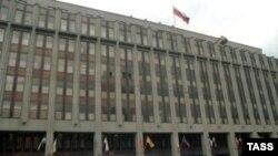 В Совет Федерации Чайка вошел министром юстиции, а вышел - генпрокурором
