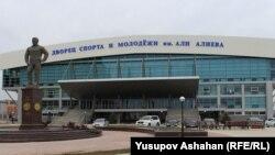 Соревнования пройдут во дворце спорта имени Али Алиева в Каспийске, Дагестан