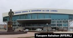 Чемпионат Европы по спортивной борьбе пройдет во дворце спорта имени Али Алиева в Каспийске, Дагестан