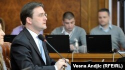 Српскиот министер за правда Никола Селаковиќ