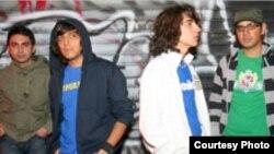 اعضای گروه موسیقی هایپر نوا